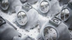Mascherine stampate in 3D da Skoda