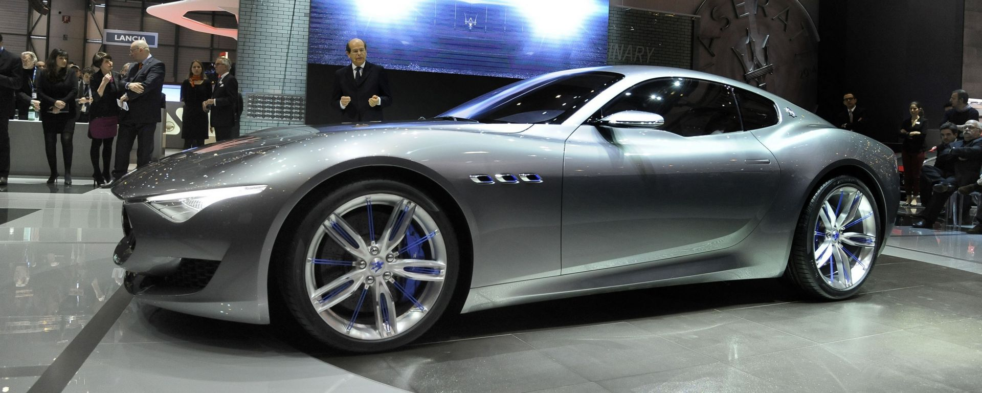 Maserati Alfieri, è ufficiale: arriverà l'anno prossimo