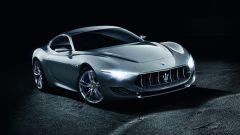 Maserati Alfieri: arriverà nel 2020