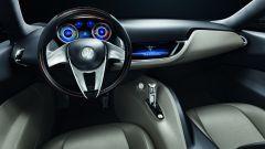 Maserati Alfieri Concept: la plancia