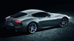 Maserati Alfieri Concept: vista 3/4 posteriore