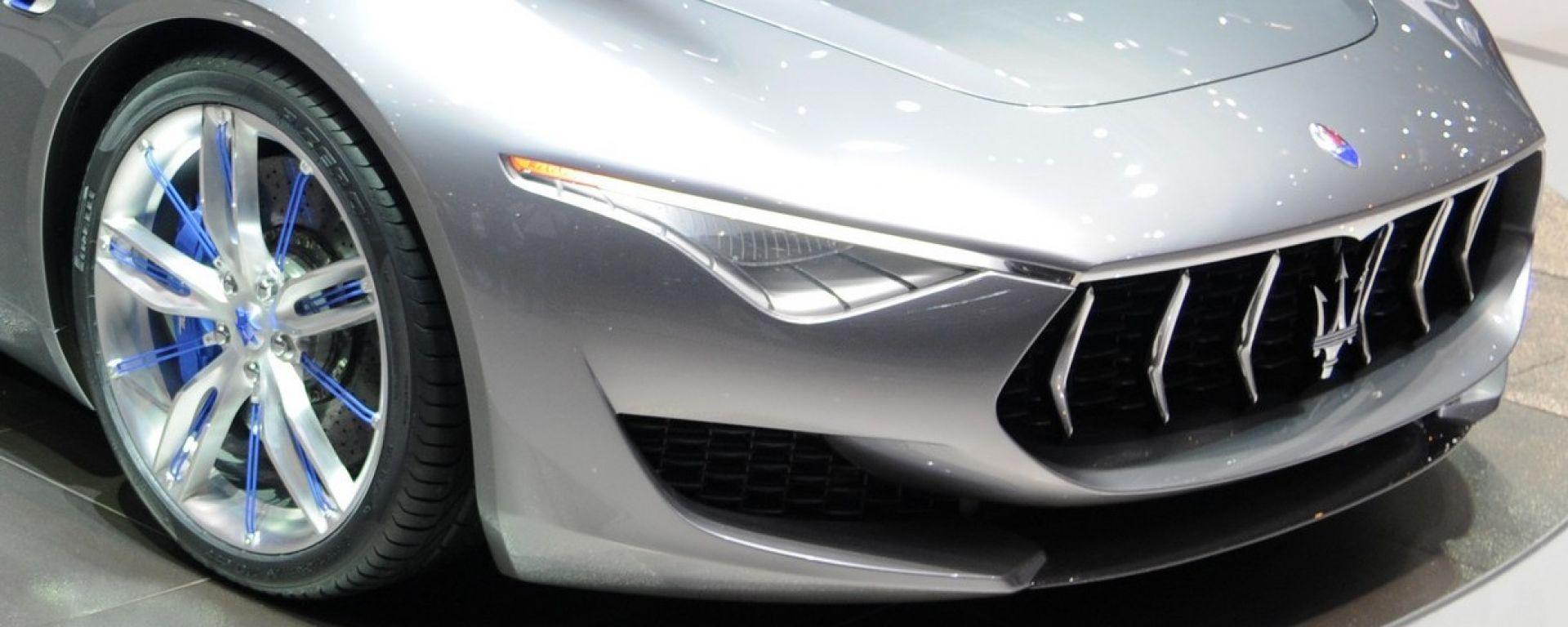 Maserati: primo modello elettrico nel 2019. E Alfa Romeo pronta per le corse?