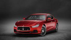 Maserati Ghibli: al Salone di Parigi 2016 arriva il restyling