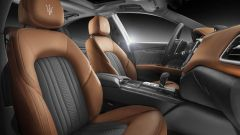 Maserati Ghibli Ermenegildo Zegna - Immagine: 5