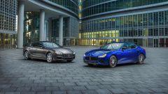 Maserati Ghibli restyling a tutta tecnologia - Immagine: 3