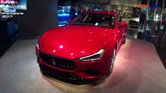 Maserati Ghibli restyling a tutta tecnologia - Immagine: 8