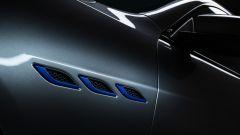 Maserati Ghibli Hybrid, airblade laterali