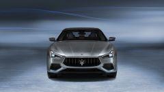 Maserati Ghibli Hybrid, il frontale