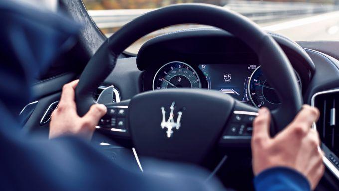 Maserati Ghibli Hybrid: il sistema ibrido in auto