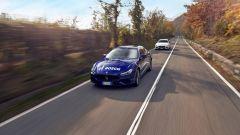 Maserati Ghibli Hybrid: nuovi ADAS