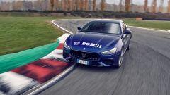 Maserati Ghibli Hybrid: prestazioni top anche in pista