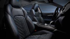 Maserati Ghibli Hybrid, sedili anteriori