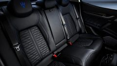 Maserati Ghibli Hybrid, sedili posteriori