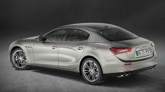 Maserati Ghibli MY 2017: vista 3/4 posteriore