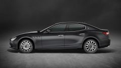 Maserati Ghibli MY 2017: vista laterale