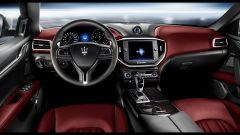 Maserati Ghibli 2014, nuove immagini - Immagine: 12