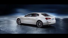 Maserati Ghibli 2014, nuove immagini - Immagine: 13