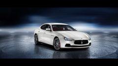 Maserati Ghibli 2014, nuove immagini - Immagine: 11