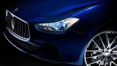 Maserati Ghibli 2014, nuove immagini - Immagine: 1
