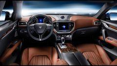 Maserati Ghibli 2014, nuove immagini - Immagine: 7