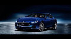 Maserati Ghibli 2014, nuove immagini - Immagine: 3