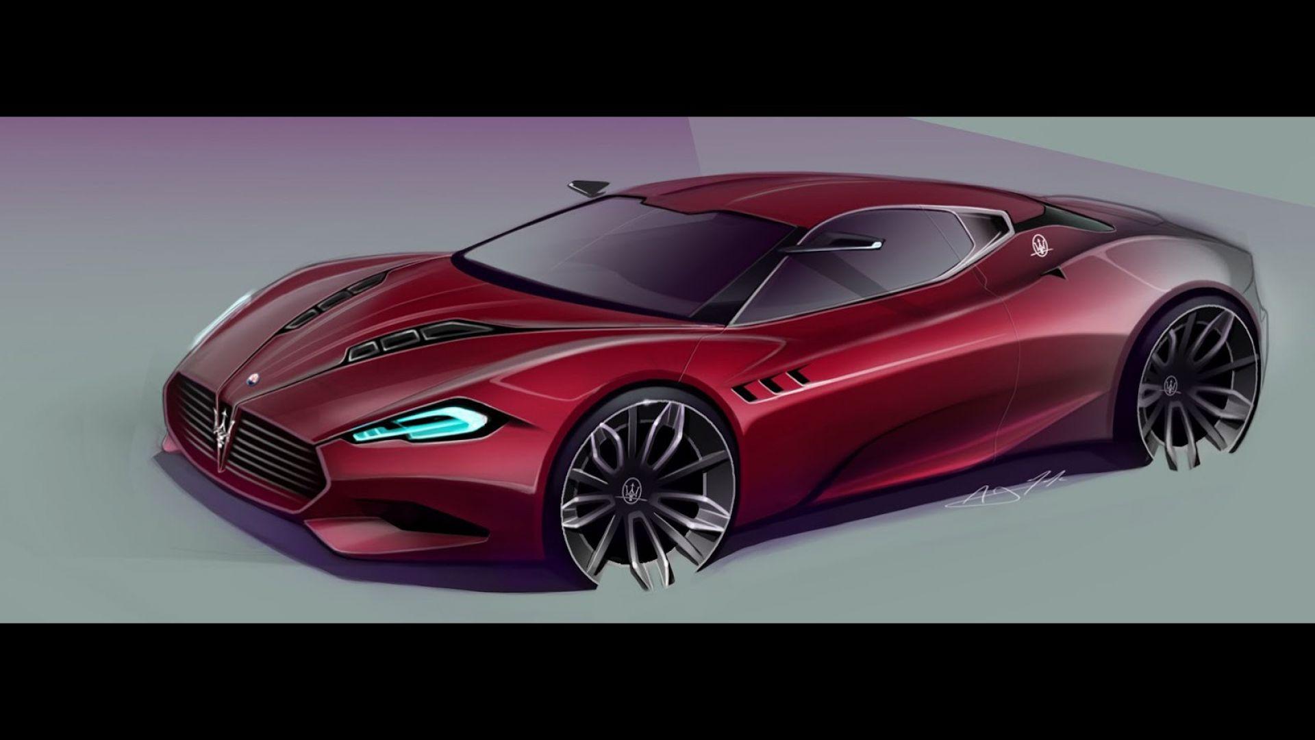 Maserati Granturismo Mc >> Concept Car: Maserati GranCorsa Concept - MotorBox