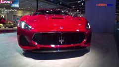 Maserati GranTurismo 2018: il restyling debutta in Europa al Salone di Francoforte 2017 - Immagine: 5