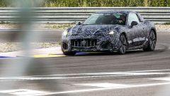 Maserati Granturismo full electric, prime foto