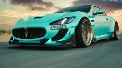 Maserati Gran Turismo Sport, edizione Antivirus. Il video YouTube