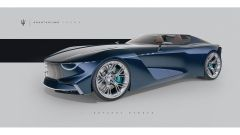 Maserati GranTurismo Targa: bassa e affilata