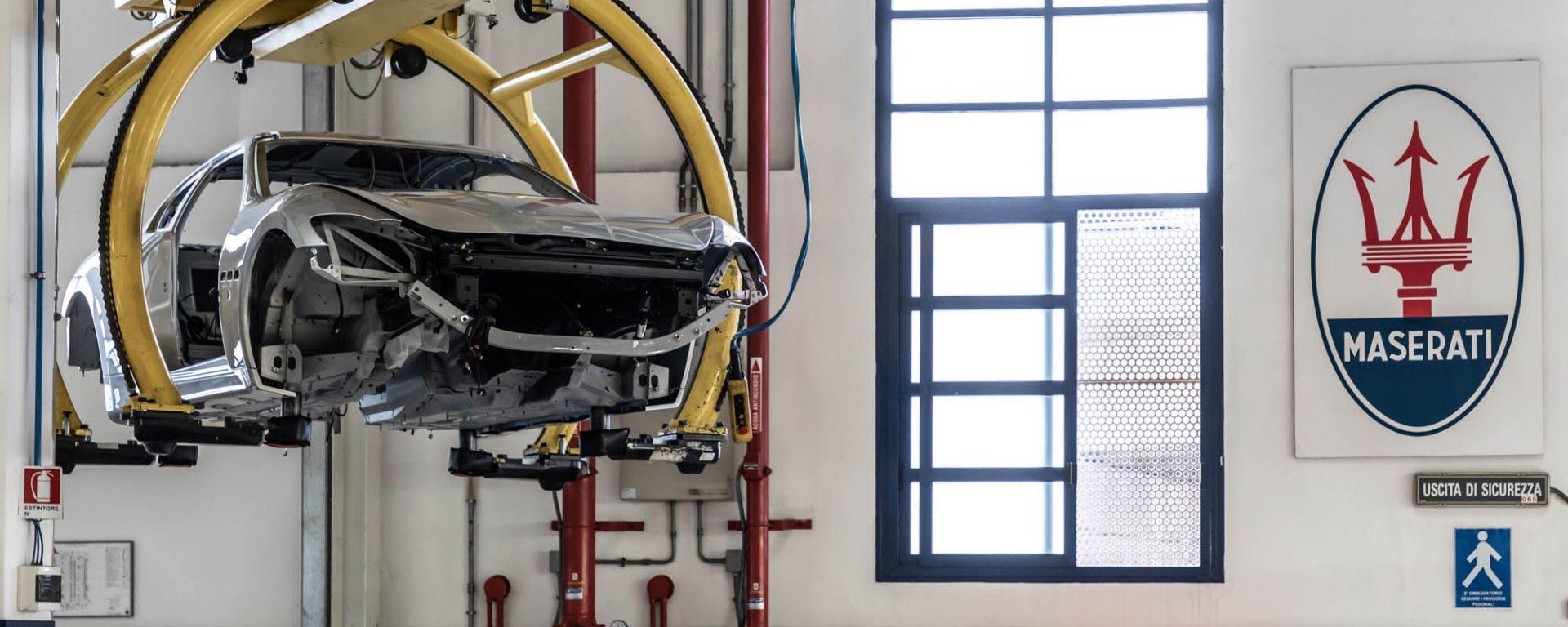 Maserati GranTurismo Zéda, l'ultima prodotta a Modena