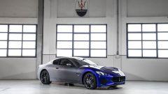 Maserati GranTurismo Zéda: visuale anteriore
