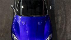 Maserati GranTurismo Zéda: visuale dall'alto