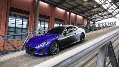 Maserati GranTurismo Zéda: visuale di 3/4 anteriore