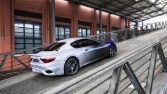 Maserati GranTurismo Zéda: visuale di 3/4 posteriore