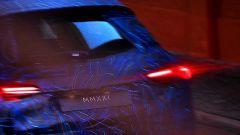 Maserati Grecale: dettaglio dei fanali posteriori