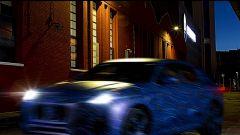 Maserati Grecale: linee filanti e griglia frontale rastremata