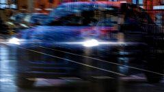 Maserati Grecale: nel riflesso in una vetrina, qualche indizio sulla calandra
