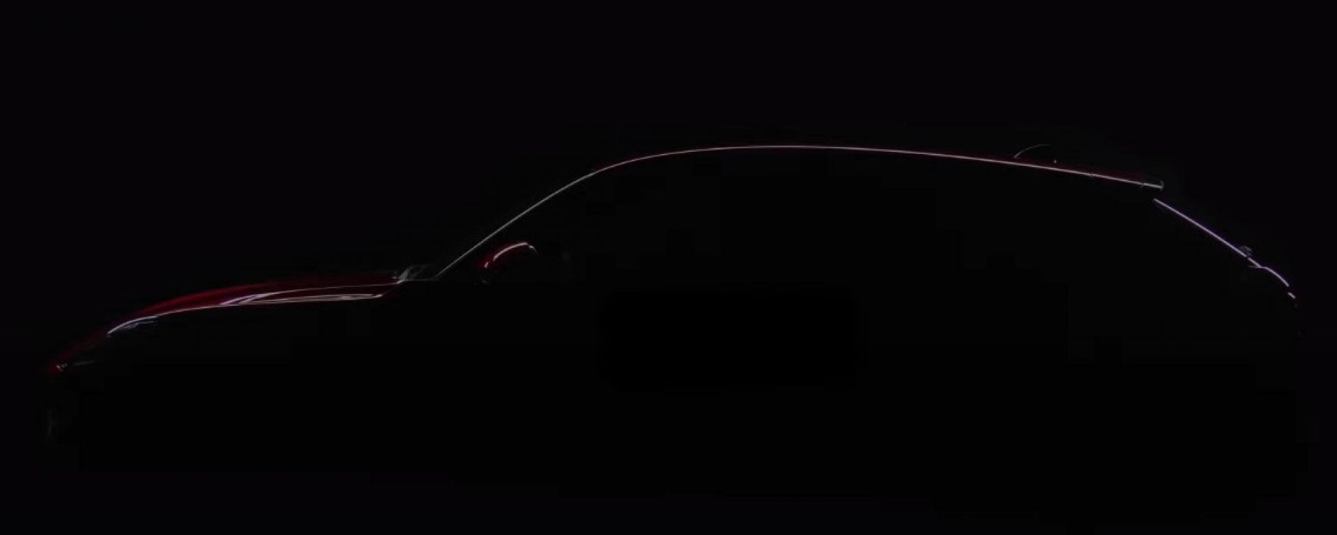 Maserati Grecale, nuovo teaser