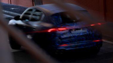 Maserati Grecale: quali motorizzazioni?