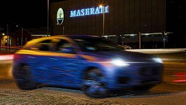 Maserati Grecale Trofeo: motore V6 o V8?