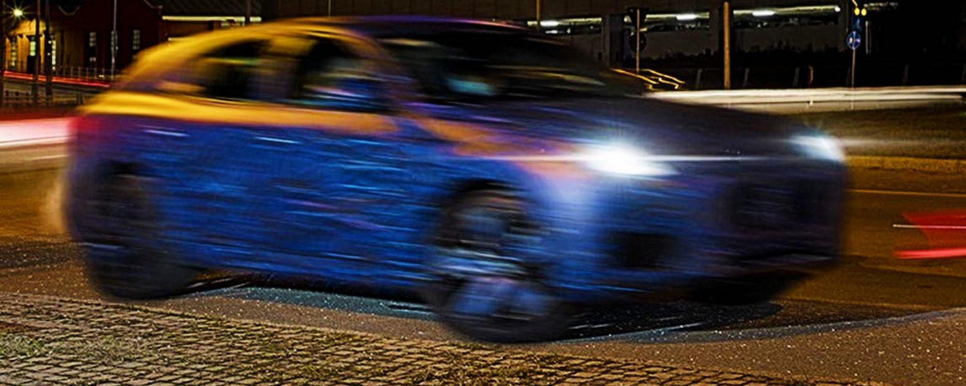 Maserati Grecale: vista 3/4 anteriore