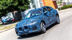 Nuova Maserati Grecale: presentazione il 16 novembre 2021, Milano