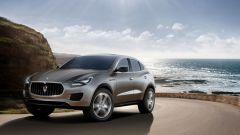 Maserati Kubang concept - Immagine: 10