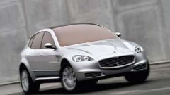 Maserati Kubang concept - Immagine: 14