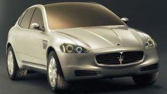 Maserati Kubang concept - Immagine: 17