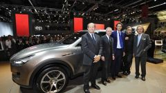 Maserati Kubang concept - Immagine: 9