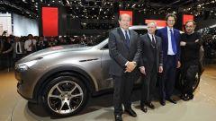 Maserati Kubang concept - Immagine: 8