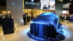 Maserati Kubang concept - Immagine: 2