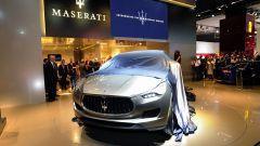 Maserati Kubang concept - Immagine: 7